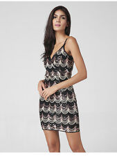 New Sequin Mini Dress Backless Sleeveless Sexy Stretch Party Club Fashion HOT