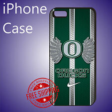 ED# Oregon Ducks University Athletics Case Cover iPhone X 8+ 7+ 6s+ 6+ se 5c 5s