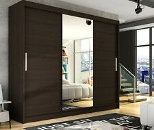"EXTRA LARGE WARDROBE WITH SLIDING DOORS ""JASMINE"" ** HIGH QUALITY"
