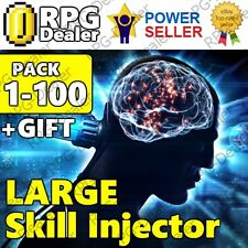 1-50 x Skill Injector | EVE Online | also PLEX / ISK | FAST & SAFE Service