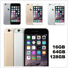 New in Sealed Box Factory Unlocked APPLE iPhone 6 5s 4s 16/32/64GB 4G Smartphone
