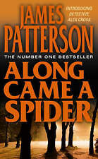 Along came a spider by James Patterson (Paperback, 2006) New Book