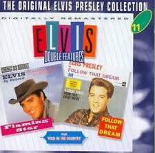Flaming Stars/Wild in the Country by Elvis Presley.