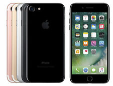 "Apple iPhone 7-7 Plus  32,128 GB   Factory (GSM , CDMA ) Unlocked - ""USA Seller"""