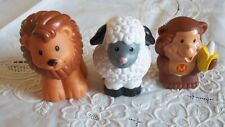 Fisher Price Little People Animal Replacements Pick ONE! - Lion  Monkey
