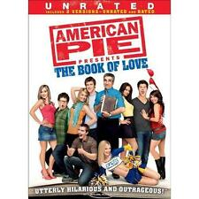 American Pie Presents: The Book of Love (DVD, 2009, 2 Versions: Rated/Unrated)