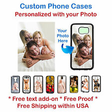 Personalized Customized Photo Picture Phone case cover for Motorola Moto x or g