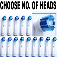 ORAL-B compatible PRECISION CLEAN electric toothbrush replacement Brush Heads