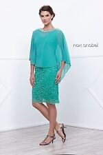 Mother of the Bride, and Groom Lace Dress Short Dress