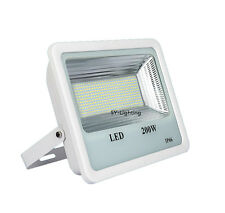 200W SMD LED WHITE/WARM FloodLight Outdoor Security Light Garden waterproof Lamp