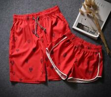 Mens Swimming Board Shorts Swim Shorts Trunks Swimwear Beach Summer Boys Girl