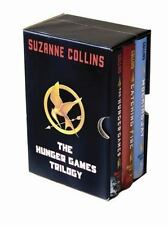 The Hunger Games Trilogy Suzanne Collins Boxed Set Hardcovers
