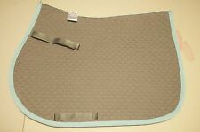 Quilted Saddle Cloth