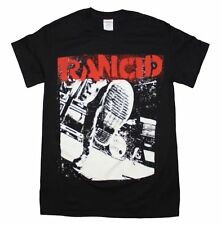 Rancid Boot T-Shirt Music Punk Rock Cotton Band Tee And Out Come The Wolves