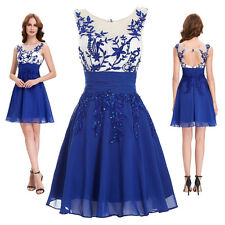 Short Homecoming Dresses Evening Party Cocktail Pageant Bridesmaid Prom Gowns