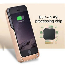 4200mAh External Battery Charger Backup Power Bank Case Cover For iPhone 5 5s