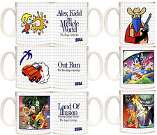 Sega Master System - Coffee Tea Novelty Mug/Cup - Sega Mark III, Alex Kidd,Sonic
