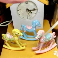 12pcs Cute Mini Rocking Horse Baby Shower Party Decoration Favors