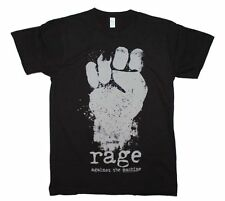 Rage Against the Machine Fist T-Shirt Rock Alternative Music Band Cotton Tee