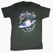 Allman Brothers Space Peach Soft T-Shirt Classic Rock Band Music Tee