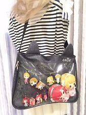 Transparent Cute Messenger Bag Itabag Neko Kawaii Anime Collection