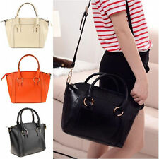 Girl Women Handbag Leather Shoulder Messenger Bag Satchel Tote Purse Bags 05d