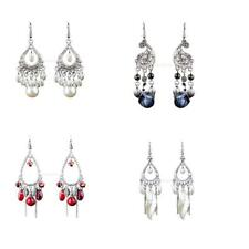 Bohemia Beads Drop Dangle Earrings Vintage Elegant Party Prom Decorations
