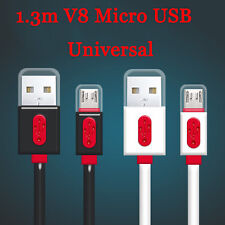 1.3m/4ft 2A Micro USB A to USB 2.0 B Data Sync Fast Charger Cable Charging Cord