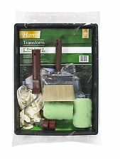 Harris 10601  Transform Shed/Fence and Decking Roller Kit - Green
