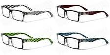 DG READING GLASSES DESIGNER WOMENS LADIES MENS UNISEX SPECTACLES DG R2033 NEW
