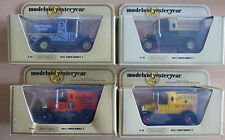 Matchbox Models of Yesteryear Diecast Y-12 1912 Ford Model T Car Harrods Boxed