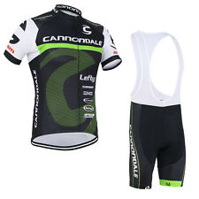 Mens Bike Cycling Outfit Jersey Bib Kits Maillot Pants Set Race Tights Quick Dry