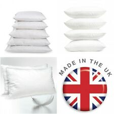 Luxury New Extra Filled British Handmade Duck Feather Cushion Inner Pad Insert