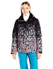Roxy SNOW Junior's Jetty Printed Gradient Regular Fit Snow Jacket