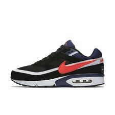 NIKE AIR MAX BW ULTRA MENS RUNNING TRAINER SHOE BLACK UK SIZE 6 - 11