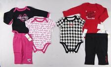 Calvin Klien Baby Girls' 2 pack Bodysuits and Pant Set size 0/3 months