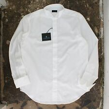 New Mens Lanvin Tuxedo Shirt With French Cuff Size 41 BNWT RRP £170