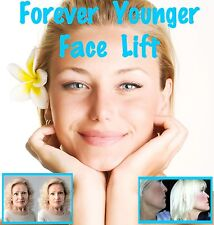 Forever Younger Instant Face Lift with tapes.  BEST facelift secret online!