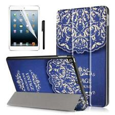 Smart Cover Back Skin Case For New iPad 9.7 inch 2017+Touch-pen+Screen Cover