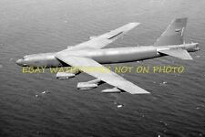 B-52 Bomber Color Photo Military Aircraft USAF  Military  JET TEAM SPIRIT  86