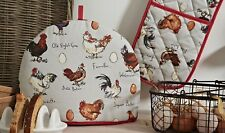 Ulster Weavers Madeleine Floyd Chicken and Egg Tea Cosy. Brand New