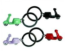 Extremely Popular Classic Scooter/Moped/Vespar Metal Keyring, Keychain - Great G