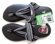 Sanuk Yoga Sling Womens Flip Flop Sandal Size 9 / 10 With Tags NEW (JC)