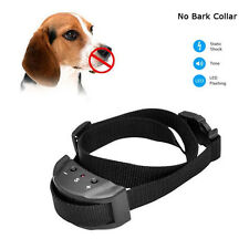 Anti Barking Remote Electric Shock Vibration Remote Pet Dog Training Collar