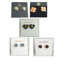 TORY BURCH Stud Earrings NWTs 5 Designs to Choose From Inclu. Dust Bag