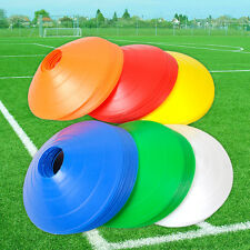 Pcs Football Soccer Cross Training Track Space Marker Speed Disc Cone Sport Safe