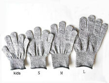 Anti Cutting Resistant Gloves Level 5 Protection for Kitchen and Working Gloves