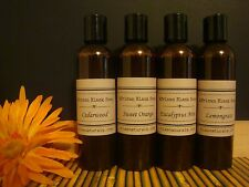 Natural Liquid African Black Soap (4oz) - U Pick the Scent!