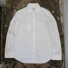 NEW Maison Martin Margiela Smart White Shirt With French Cuff BNWT RRP £220