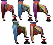 5pcs-25pcs Yoga Trouser Baggy Genie Harem Pants AUS Hippie Gypsy Wholesale Lot